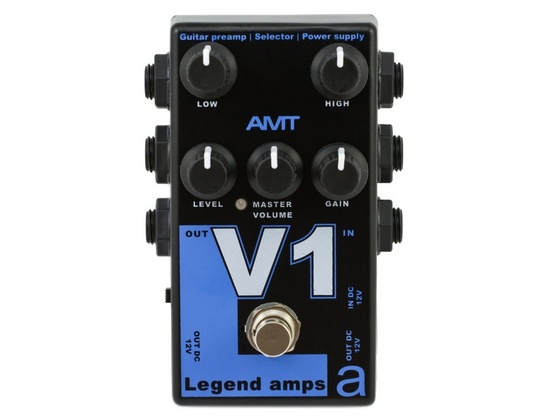 AMT Electronics V1 guitar preamp