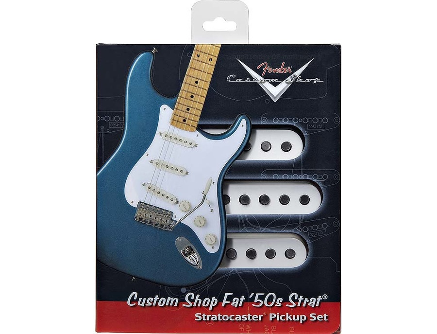 Fat 50 s stratocaster pickups xl