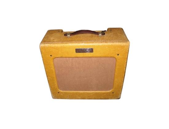Fender 'TV front tweed' Deluxe Amp 5A3