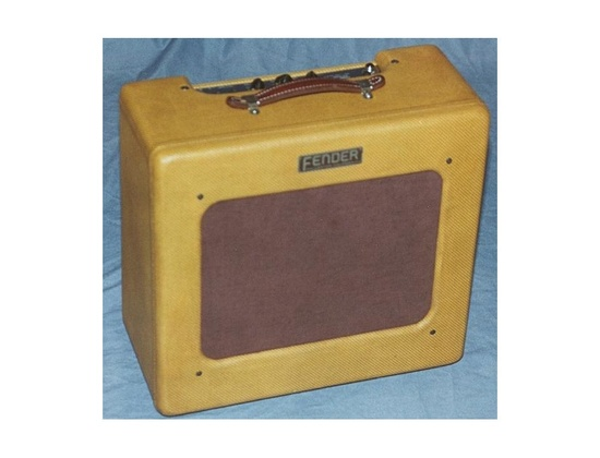 Fender 'TV front tweed' Deluxe Amp 5B3