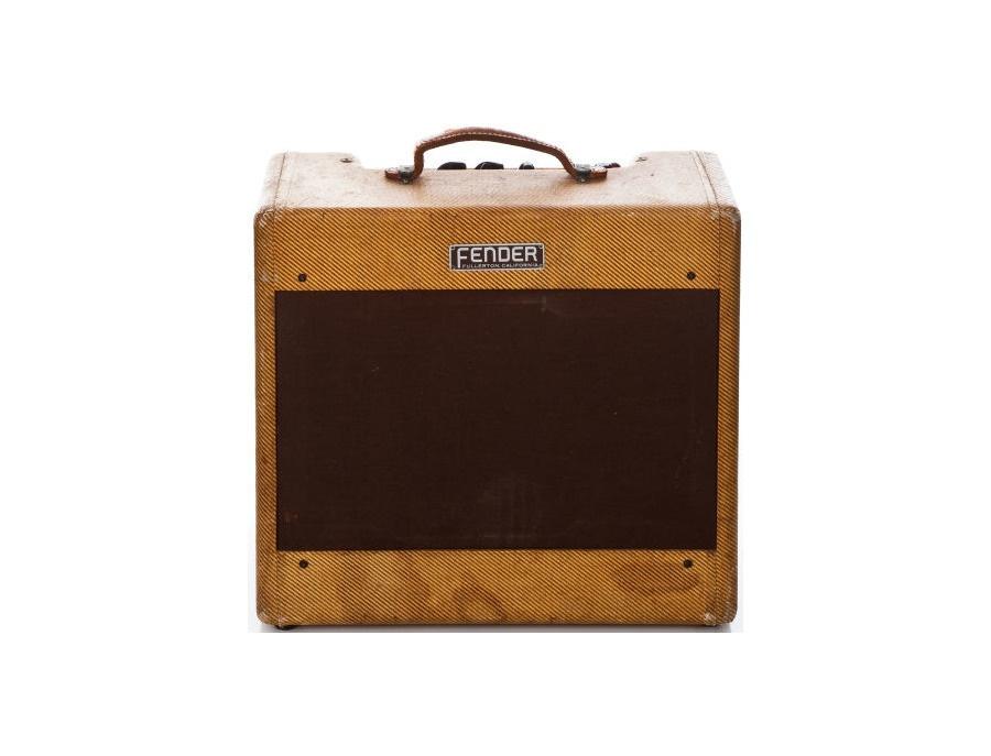 Fender wide panel tweed deluxe amp 5c3 xl