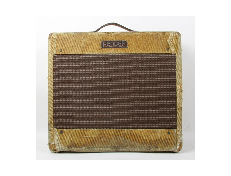 Fender 'wide panel tweed' Deluxe Amp 5D3