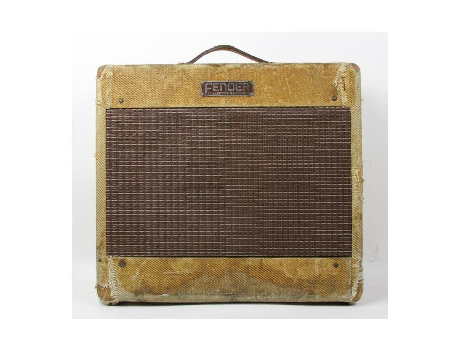Fender 'wide panel tweed' Deluxe Amp 5D3