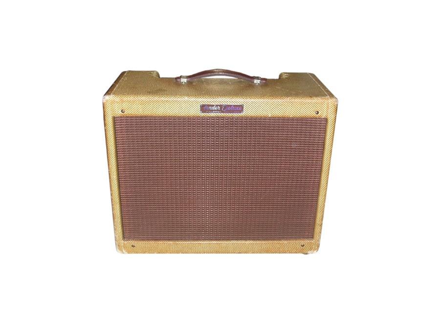 Fender 'narrow panel tweed' Deluxe Amp 5E3