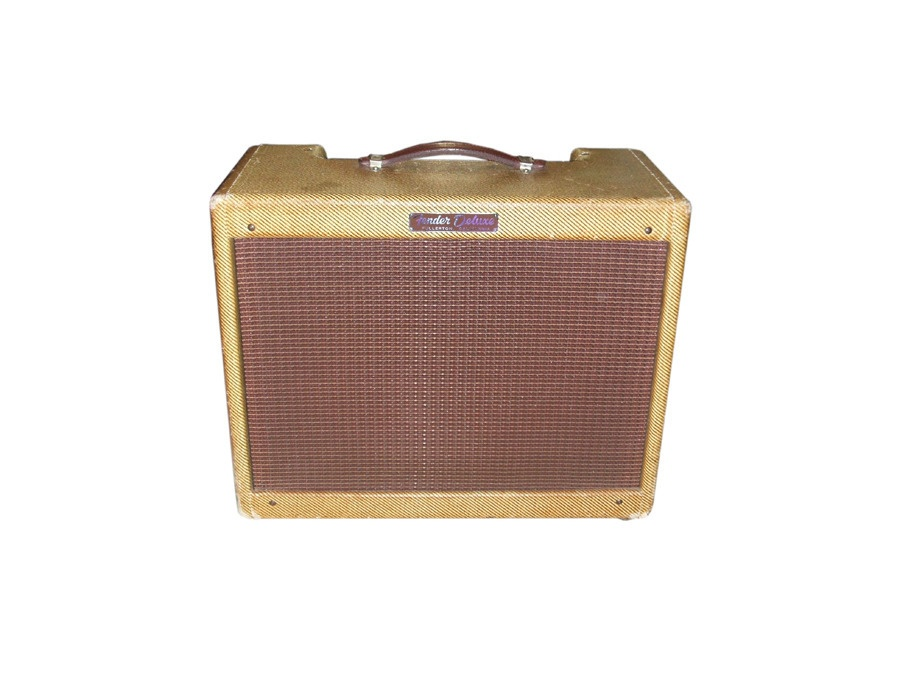 Fender Tweed Amp >> Fender Narrow Panel Tweed Deluxe Amp 5e3 Reviews Prices
