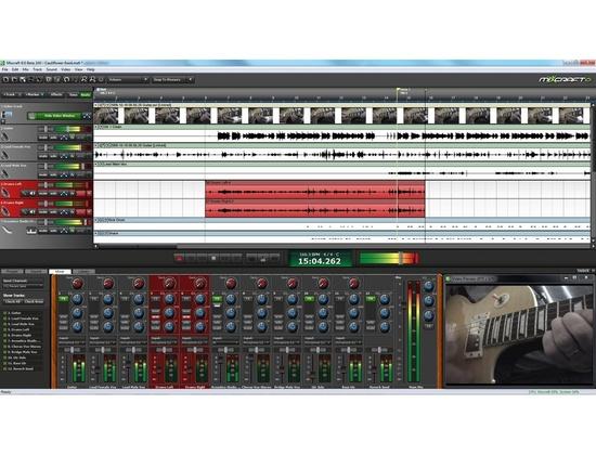 Mixcraft Pro Studio 6