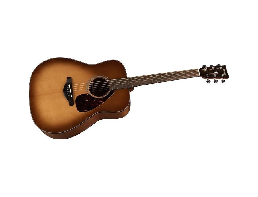 Yamaha FG700s Folk Acoustic Guitar Sandburst