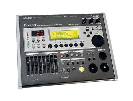 Roland TD-20KX module