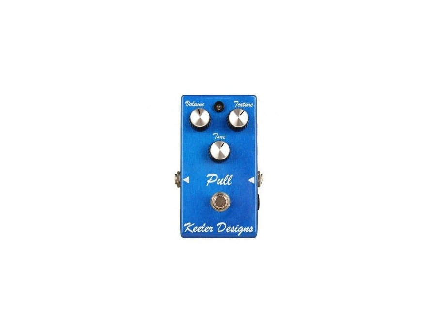 Keeler Pull Overdrive Pedal