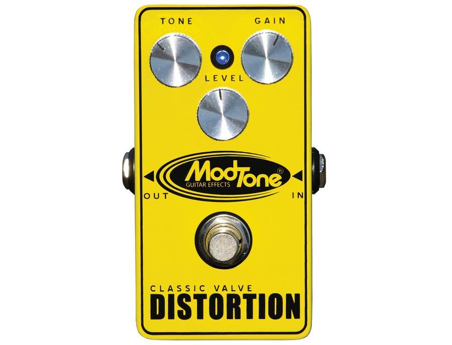 Modtone MT-CD Classic Valve Distortion Pedal