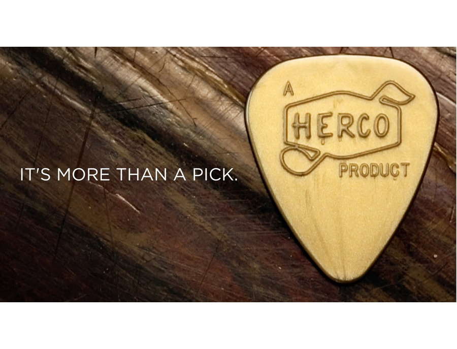 Herco Vintage '66 Light Gauge Pick