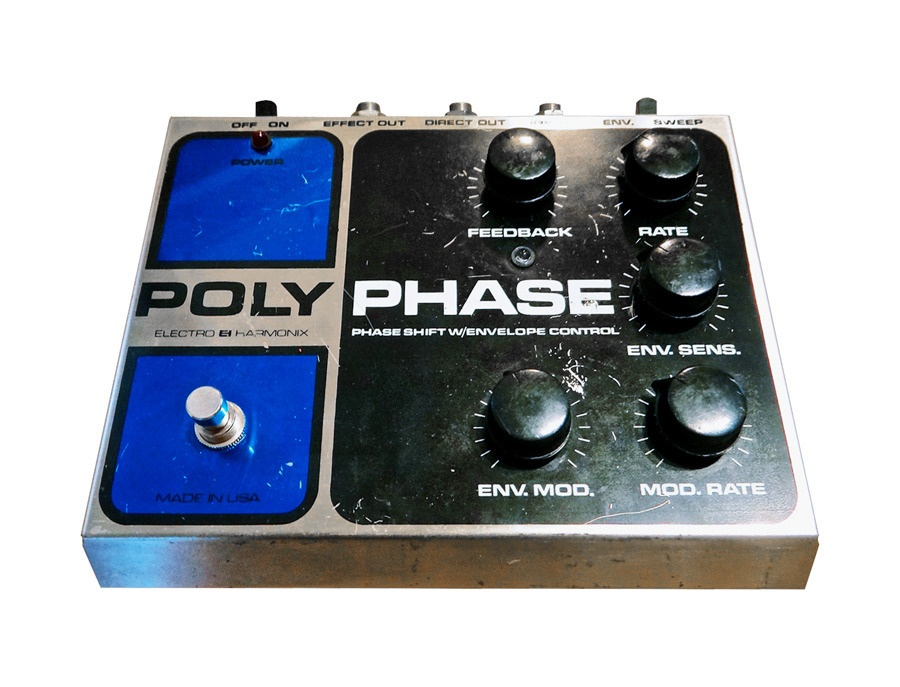 Electro harmonix vintage polyphase pedal xl