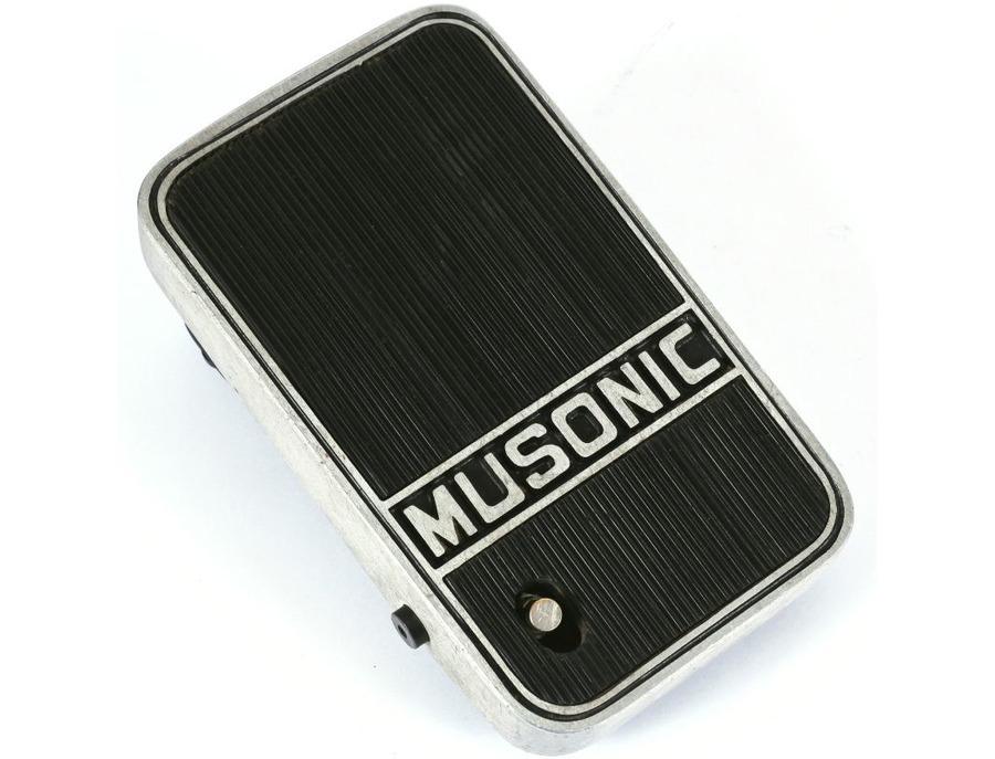 Musonic VP100 Phaser Pedal