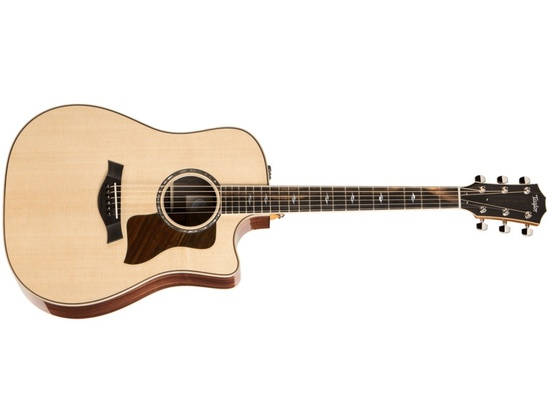 Taylor 810ce Acoustic/Electric Guitar