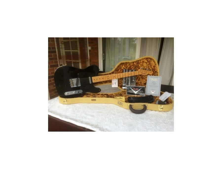 Fender Custom Shop '51 Nocaster Black