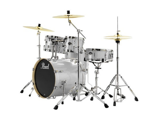 Pearl Export EXX Drum Kit (Silver)