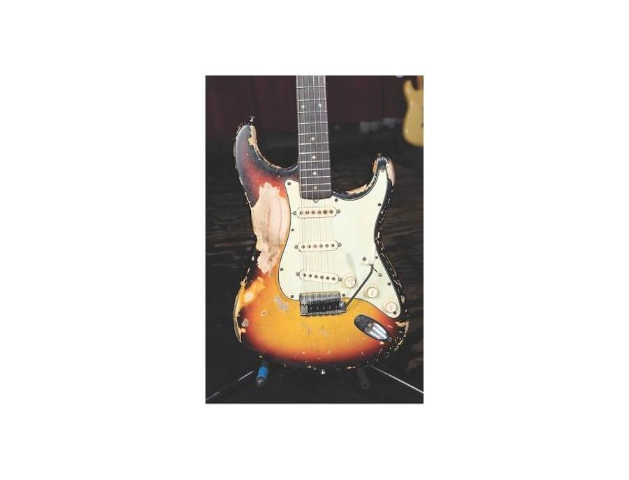 """Fender Stratocaster 2004 Custom """"The Beast"""""""