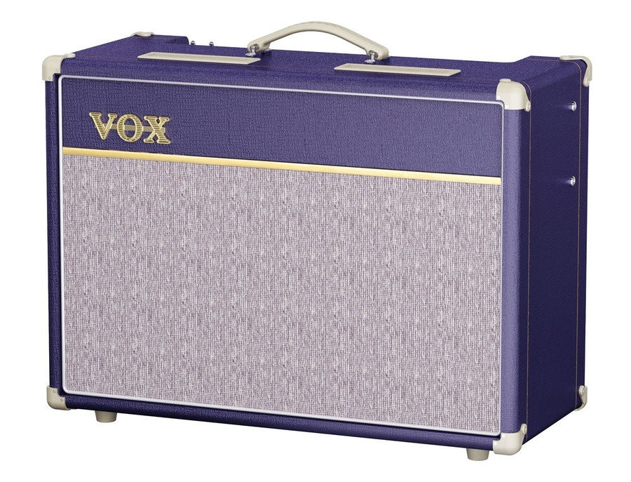 Vox AC15C2 Limited Edition Purple