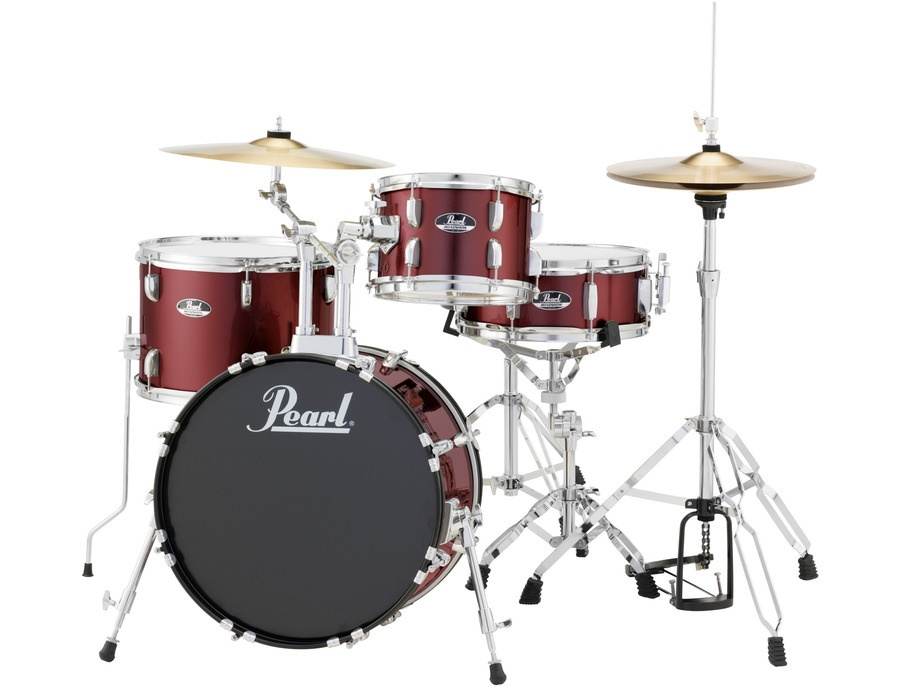 Pearl Roadshow 4 Piece/Wine Red RS548C-WR