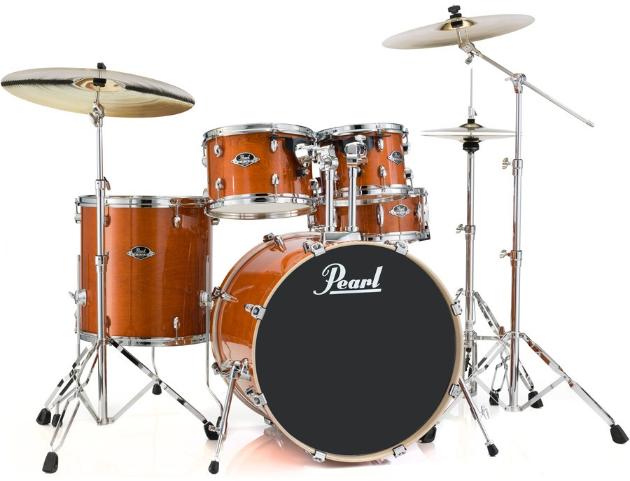 Pearl Export EXL725S Honey Amber