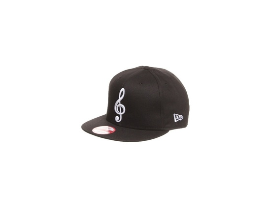 New Era 59FIFTY Treble Clef Cap