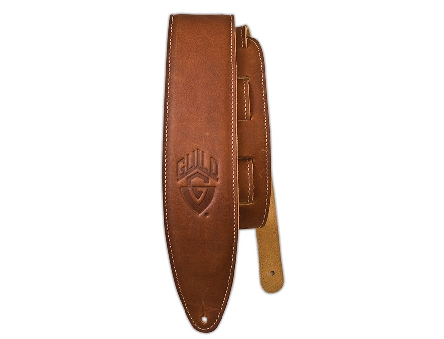 Guild Leather Guitar Strap
