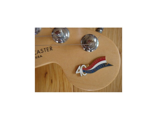 Fender 40th Anniversary Edition Startocaster