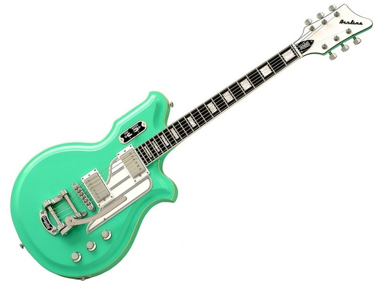 Eastwood Airline Map DLX - Seafoam Green