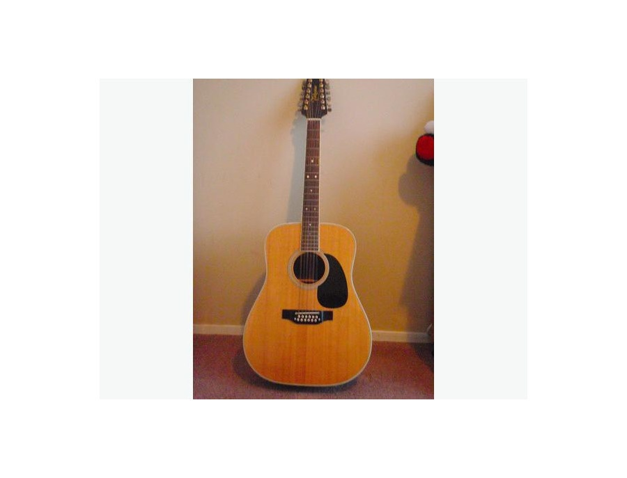 Takamine EF-400S 12-String Guitar