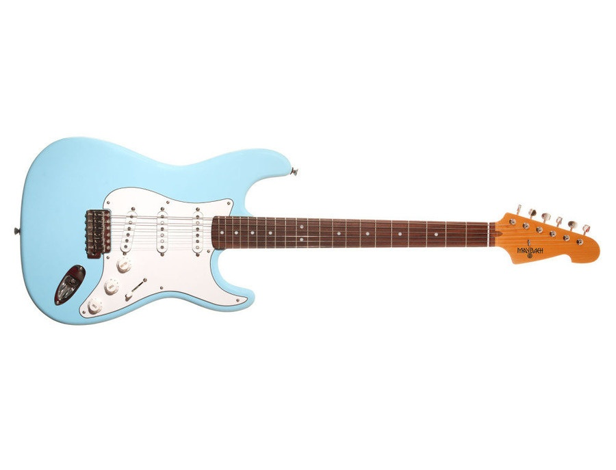 Maybach Stradovari S61 (Caddy Blue)