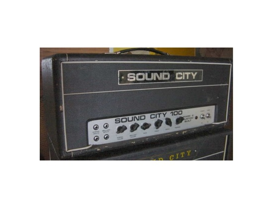 Sound City L100 mk II