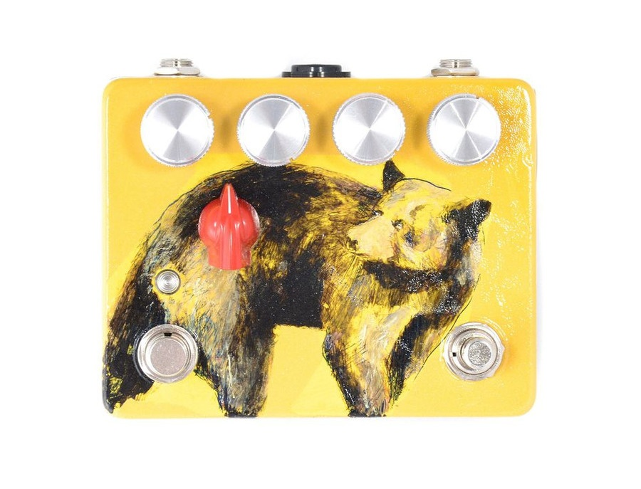 Caroline Cannonball Distortion Pedal