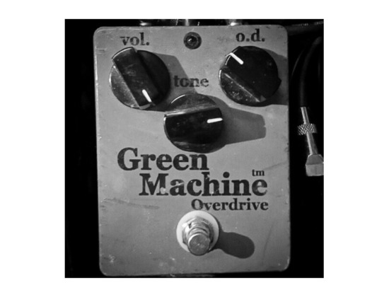 Green Machine - Aramat Effects