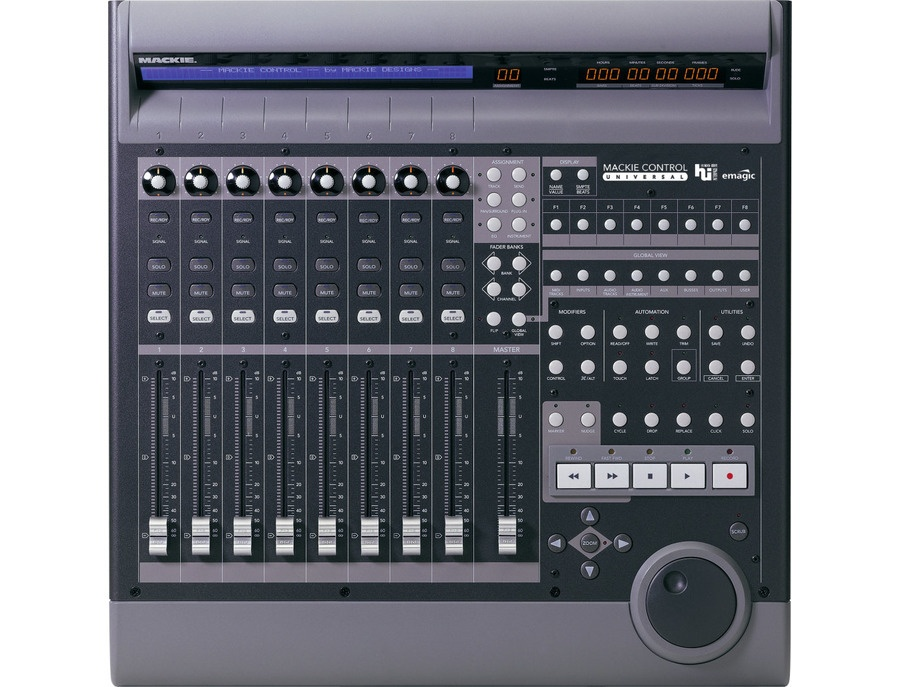 Mackie Control Universal