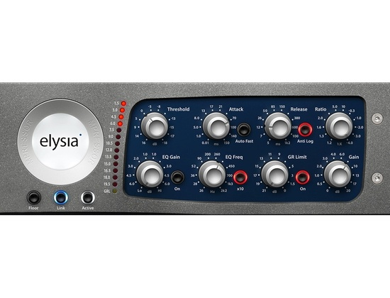 UAD elysia mpressor Plug-In