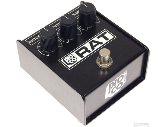 Pro Co Limited Edition Reissue '85 Whiteface RAT