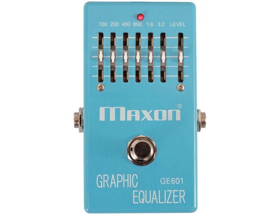 Maxon GE601 Graphic Equalizer