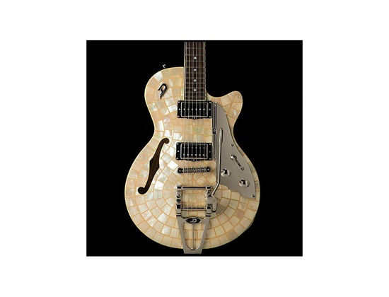 Duesenberg DTV-IP WC Starplayer TV Mother-of-Pearl Ice Pearl