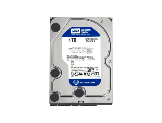 Western Digital Caviar Blue 1TB Hard Drive