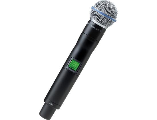 Shure UR2/BETA58A Handheld Wireless Microphone Transmitter