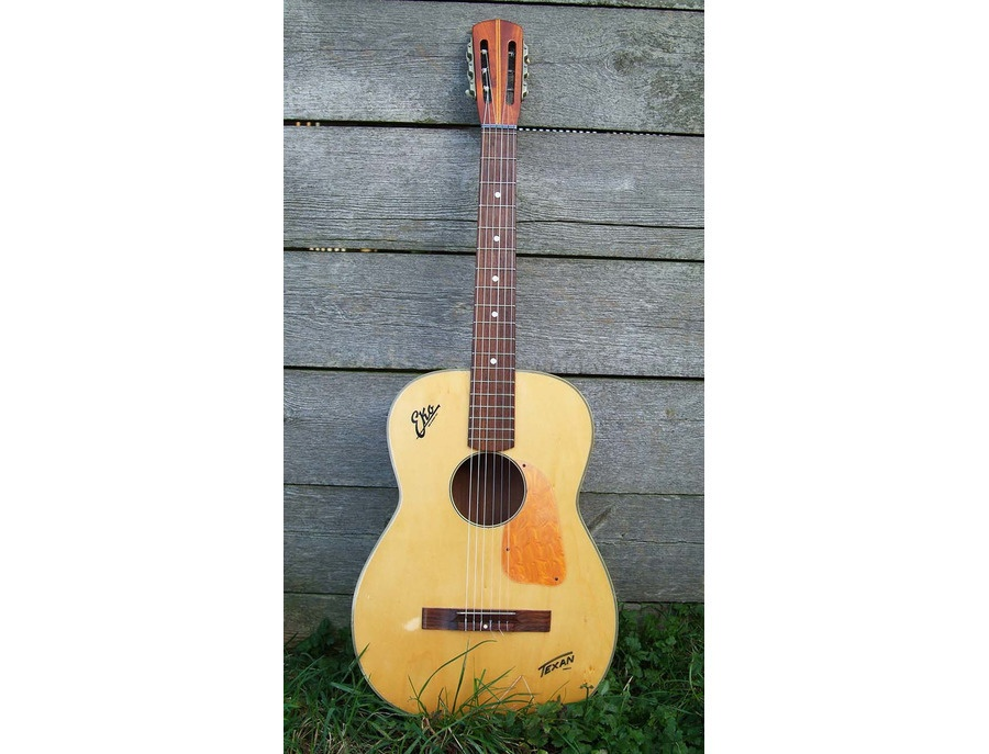 Eko Texan Nylon Stringed Guitar
