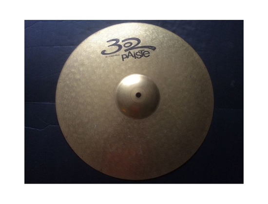 "Paiste 302 Plus Crash/Ride 20"" Cymbal"