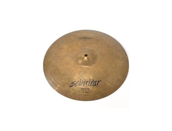 "Zildjian Scimitar 16"" Crash Cymbal"