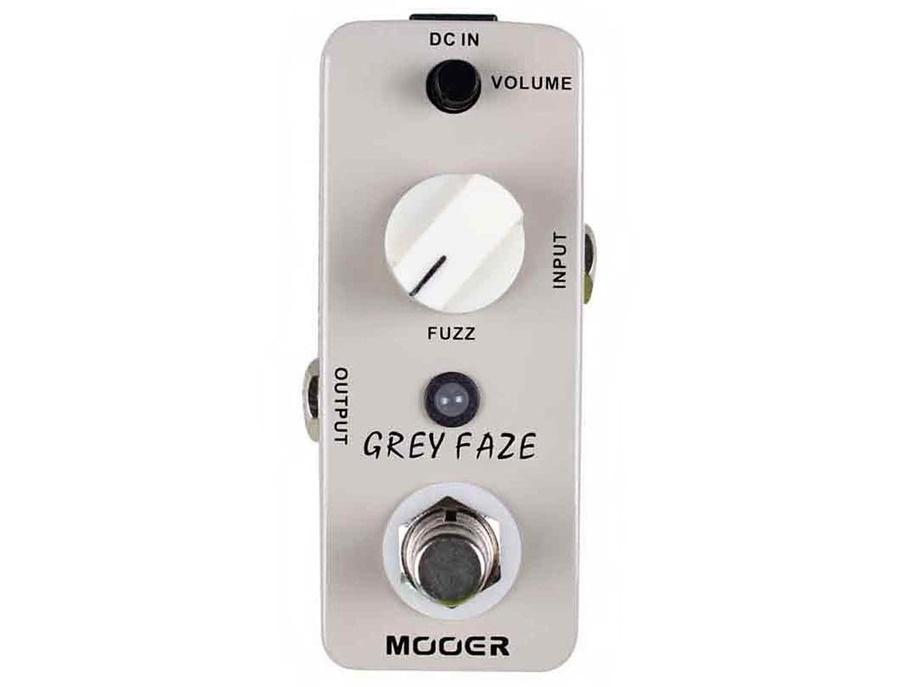 Mooer Grey Faze Fuzz