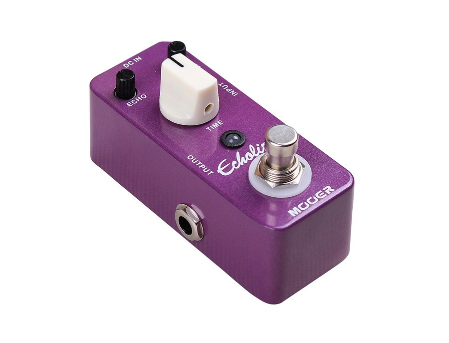 Mooer Echolizer Digital Delay Guitar Effects Pedal