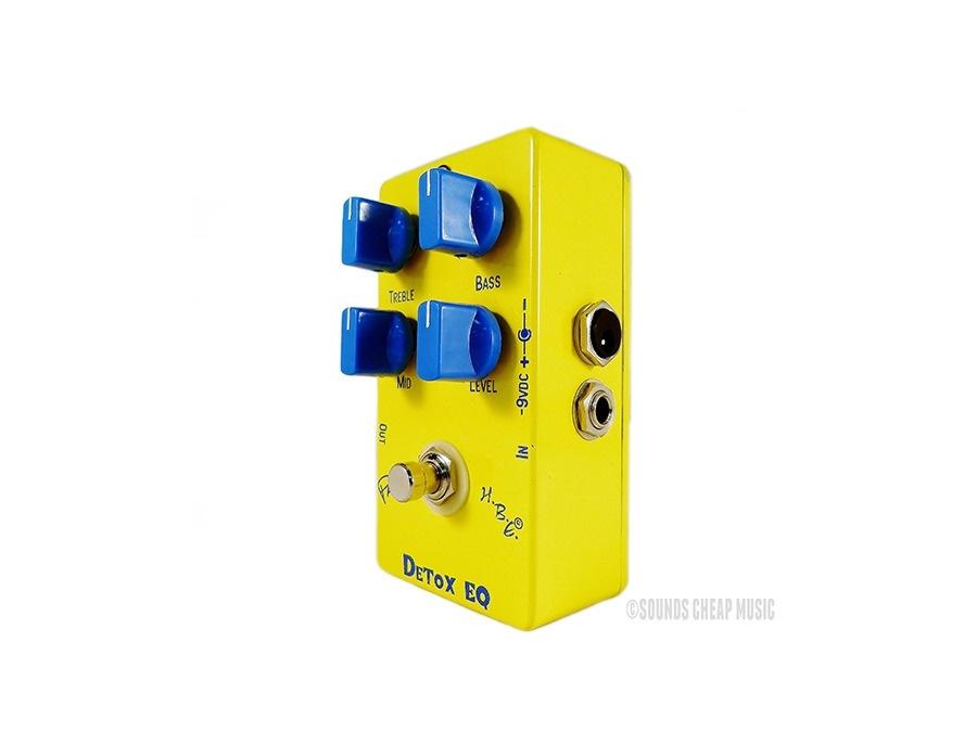 Homebrew Electronics HBE Detox EQ Paul Gilbert signature