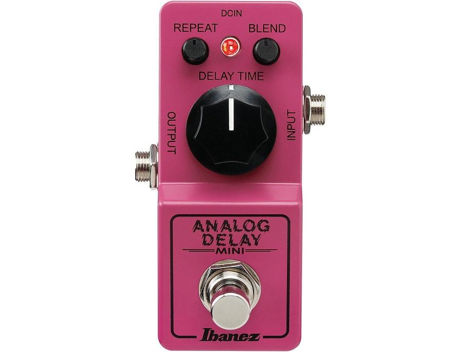 Ibanez Analog Delay Mini Guitar Pedal