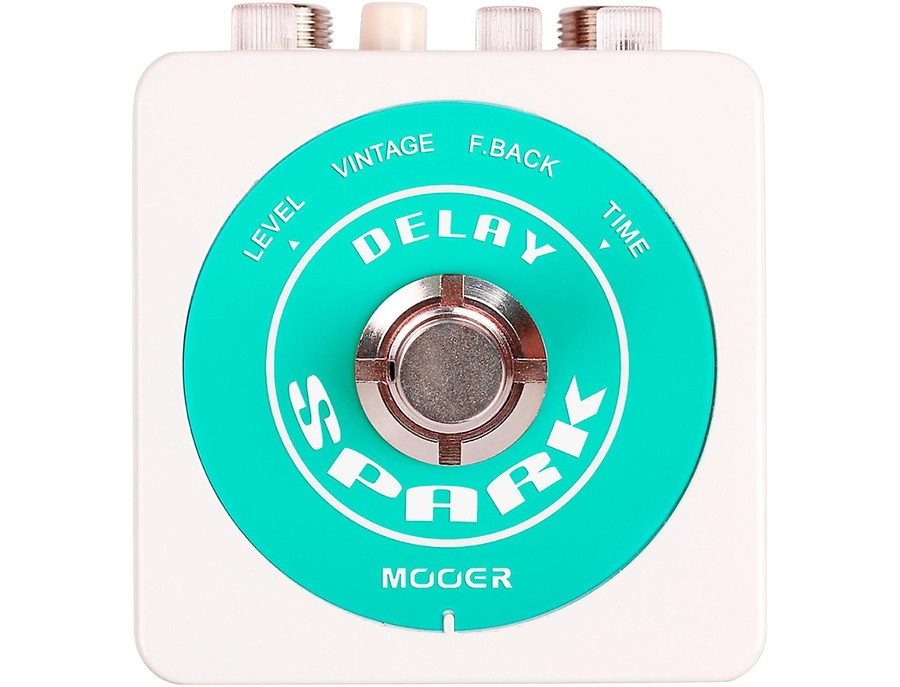 Mooer Spark Delay Guitar Effects Pedal