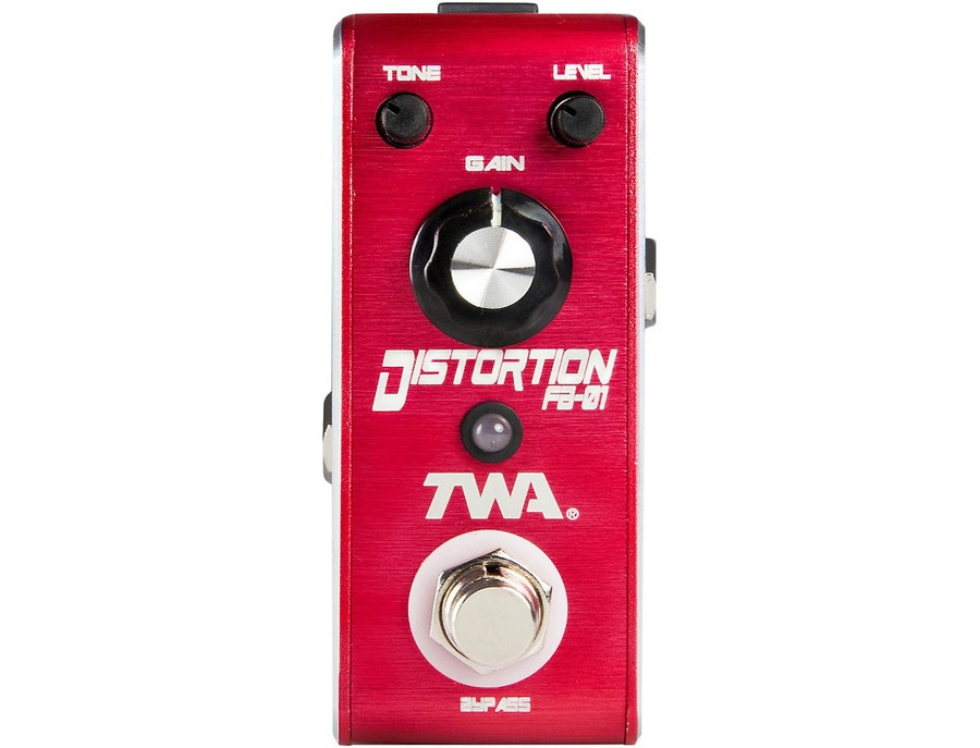 TWA Fly Boys Guitar Distortion Pedal