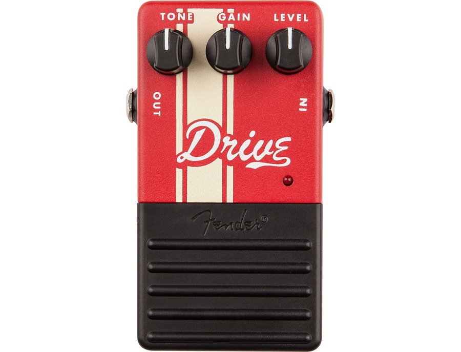 Fender Drive Guitar Effects Pedal